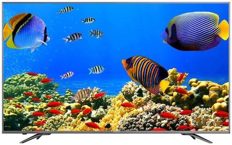 smart tv grande sin marcos