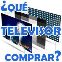 qué televisor comprar