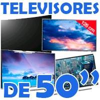 TV 50 pulgadas ¿Cuál comprar?