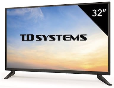 TD Systems K32DLM7H