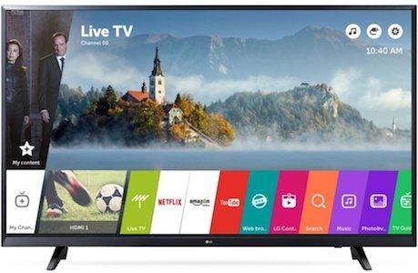 LG 43UJ620V Tv LED 4K 43 Pulgadas