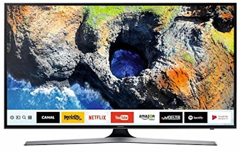 TV LED 4Samsung UE55MU6172 UHD
