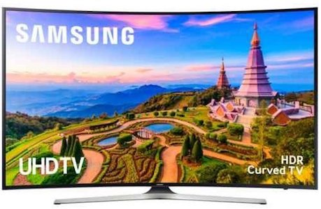 TV LED Curvo 55 Samsung UE55MU6205