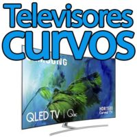 Televisores curvos