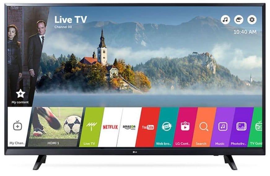 TV LED LG 55UJ620-55