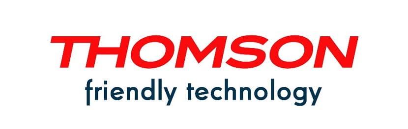 Logo de Thomson