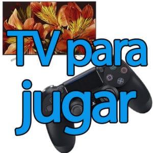 TV para jugar