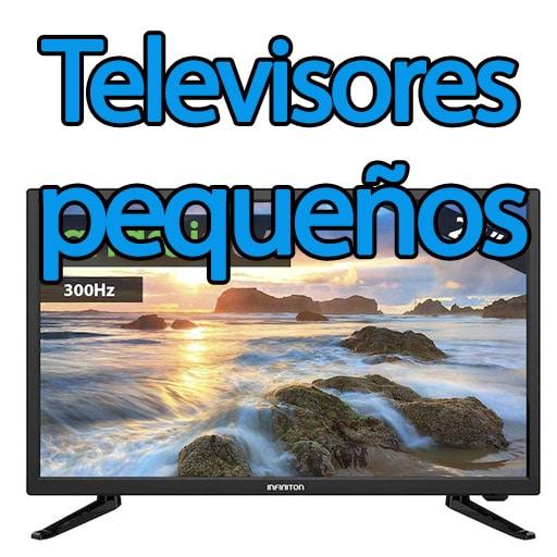 Televisores pequeños