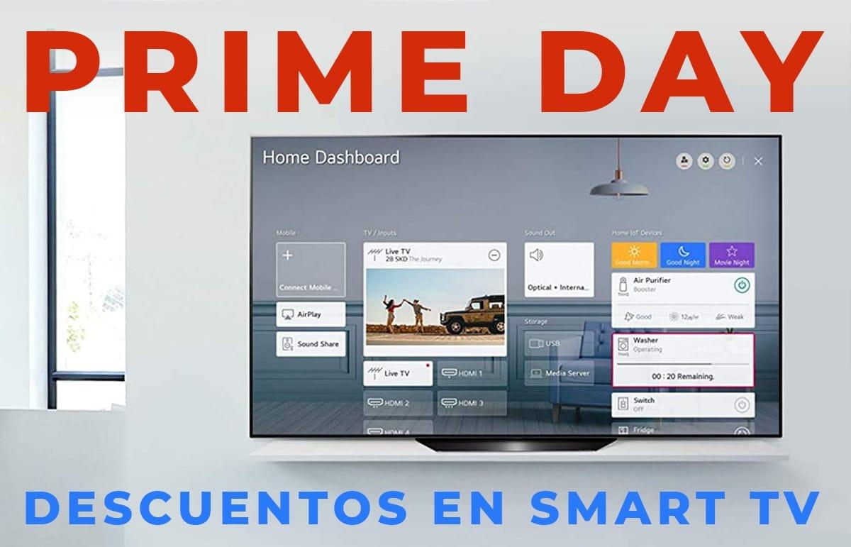 prime day smart tv