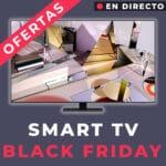 Black Friday 2021 en televisores